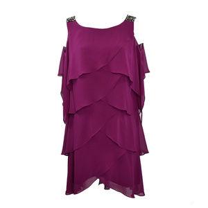SL Fashions New York Womens Dress 20W New